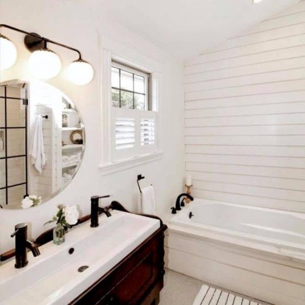 Luxury Bathroom Design Build Melrose MA