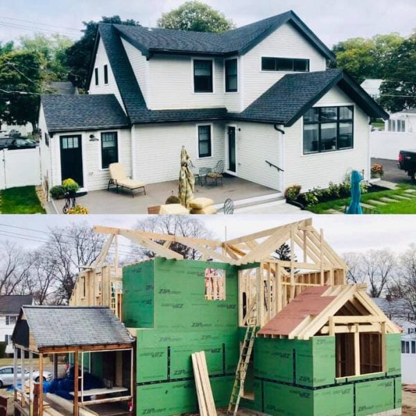 Home Addition Complete Transformation Melrose MA