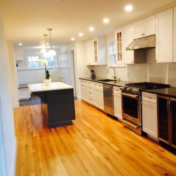 Complete Kitchen Design Services Melrose MA