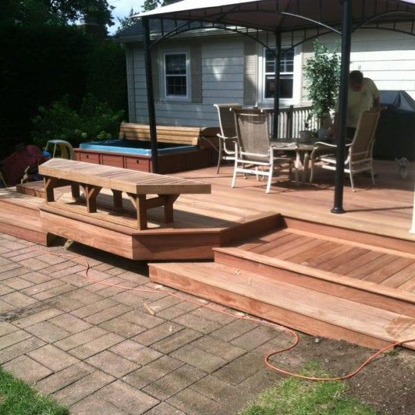 Custom Deck Builders Melrose MA