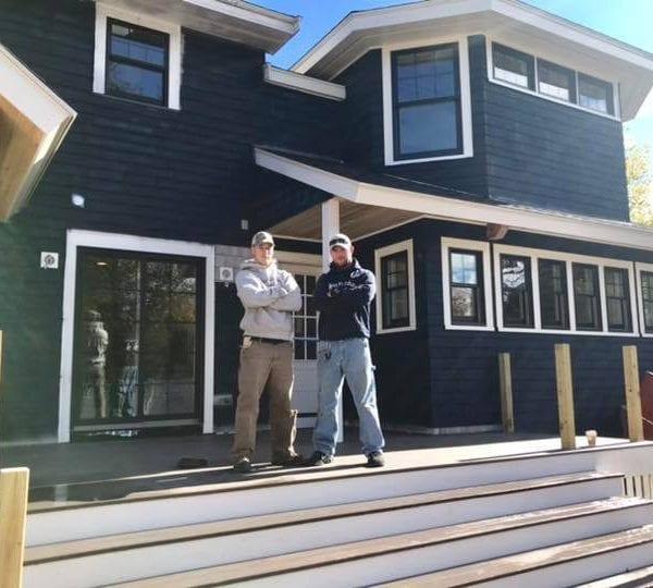 Suburban Construction Team - Custom Home Addition Melrose