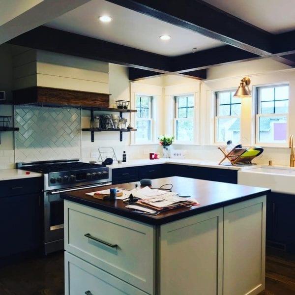 Custom Kitchen Design & Build in Melrose MA