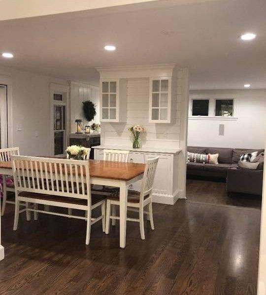 Custom Built Kitchen Cabinetry Melrose MA
