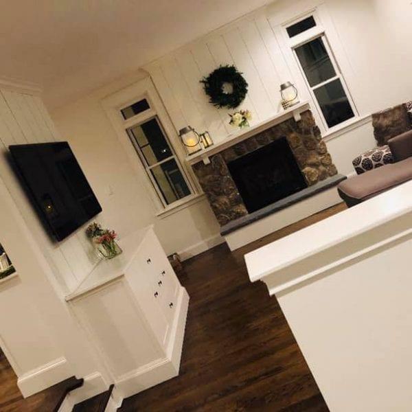 Family Room Remodeling Melrose MA