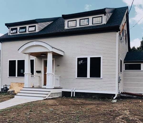 Custom Home Renovations in Melrose MA
