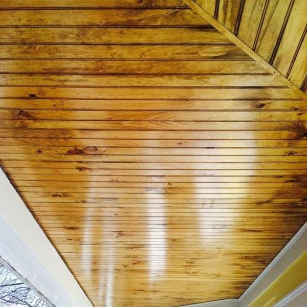 Custom Wood Panel Ceilings Melrose MA